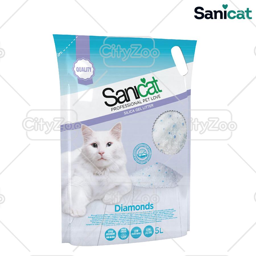 cat-ve-sinh-cho-meo-sanicat
