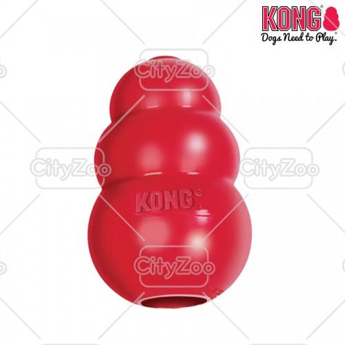 KONG CLASSIC - ĐỒ CHƠI CAO SU KONG