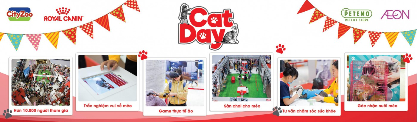 Cat Day by Royal Canin